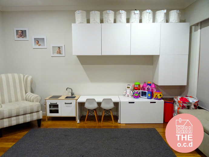 3 simple and creative steps to keep your toy room organised