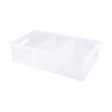 KMART | Wide & Low Roller Storage Compartment