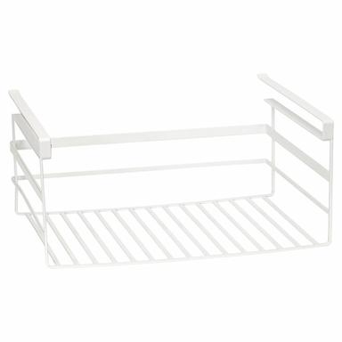 HOWARDS | Powder Coated Wire Under Shelf Basket - Large