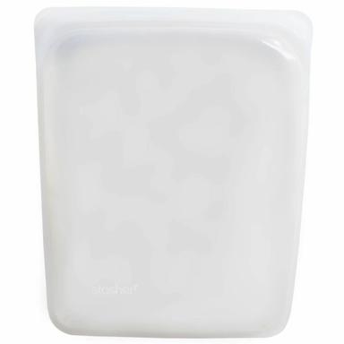HOWARDS | Stasher Silicone Large Fridge/Freezer Bag - Clear