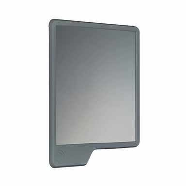 HOWARDS | Tooletries The Oliver Shower Mirror - Gr