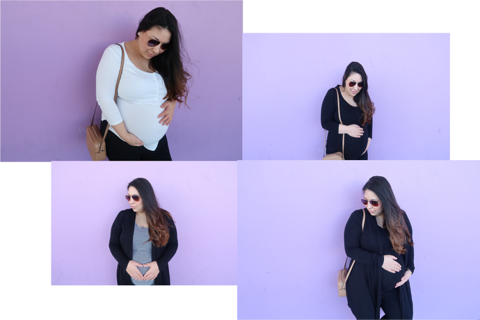 My favourite maternity and nursing clothing essentials for your wardrobe