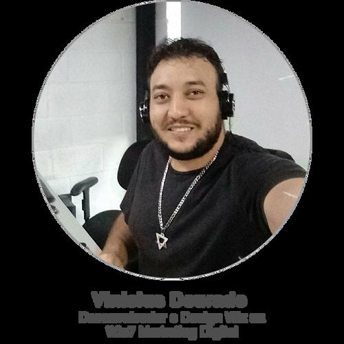 Vinícius Dourado - Design e Desenvolvedor