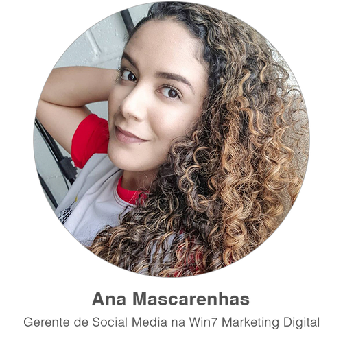 Ana Mascarenhas - Gerente Social Midia