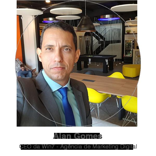 Alan Gomes - CEO