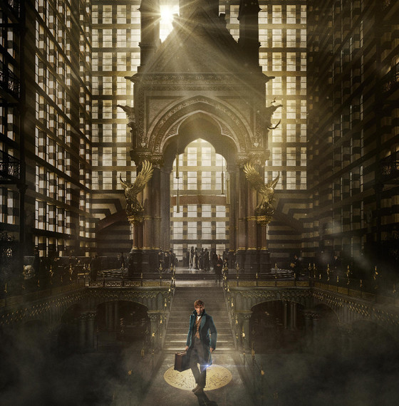 Fantastic Beasts and Where to Find Them Review: Strong Spectacle, Weaker Story