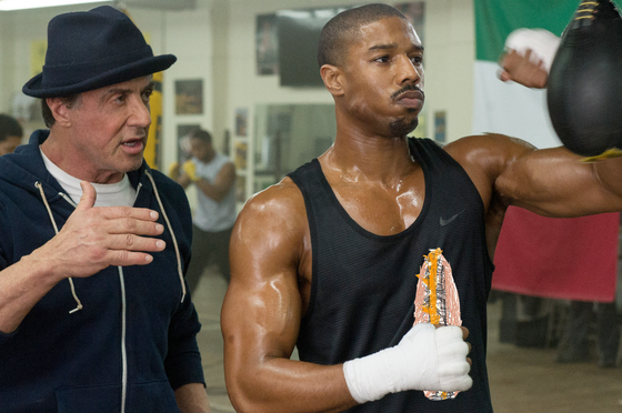 Anthony's Half-Assed Review: Creed