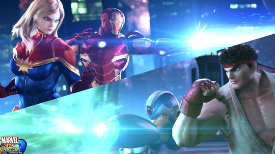 PSX Impressions:  Marvel Vs Capcom Infinite
