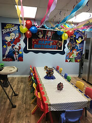 KID CITY PARTY PACKAGES