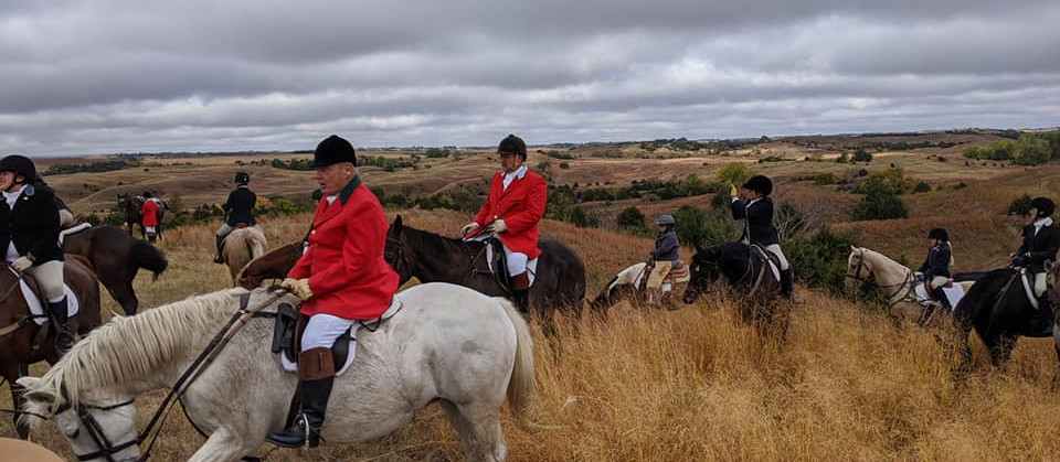 Fox Hunting Event Twice a year