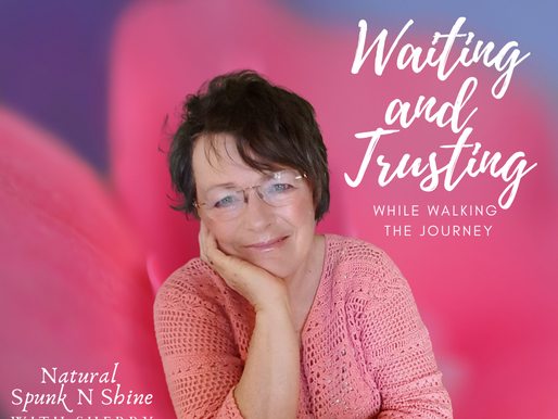 Waiting and Trusting While Walking the Journey