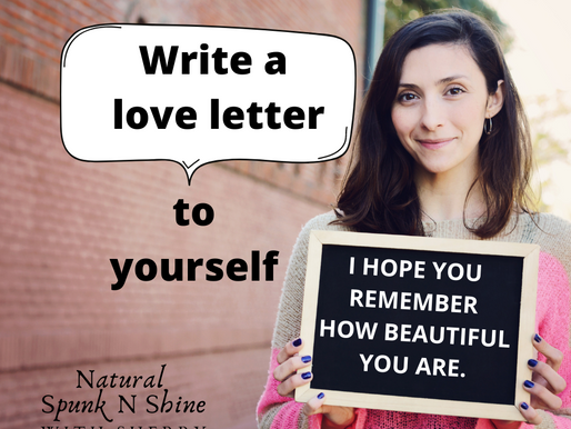 Love Letter to Self