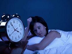 Unable to sleep/watching the clock