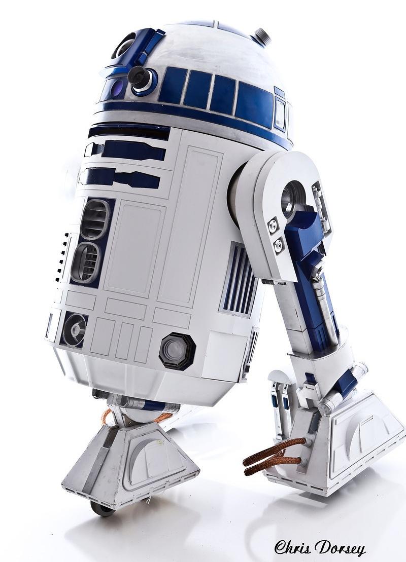 Travis's R2-D2