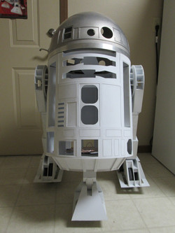 Kevin's R2-D2