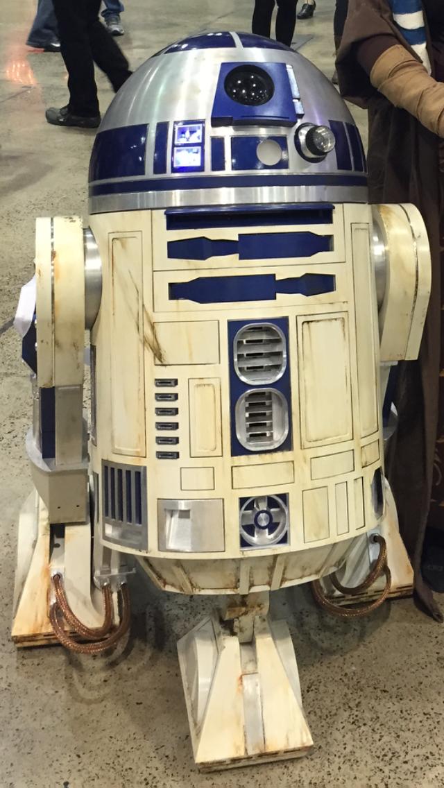 Brandon's R2-D2