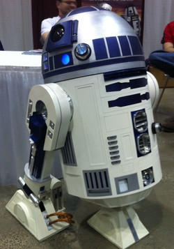 Mike's R2-D2