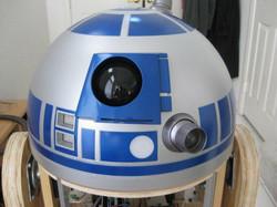 Joel's R2-D2 Dome