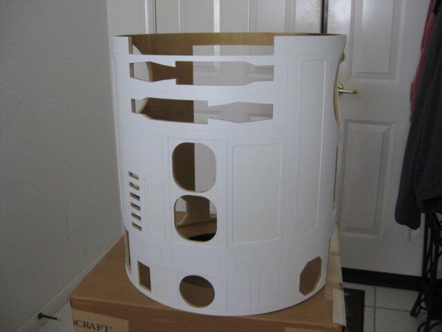 Joel's R2-D2 Body