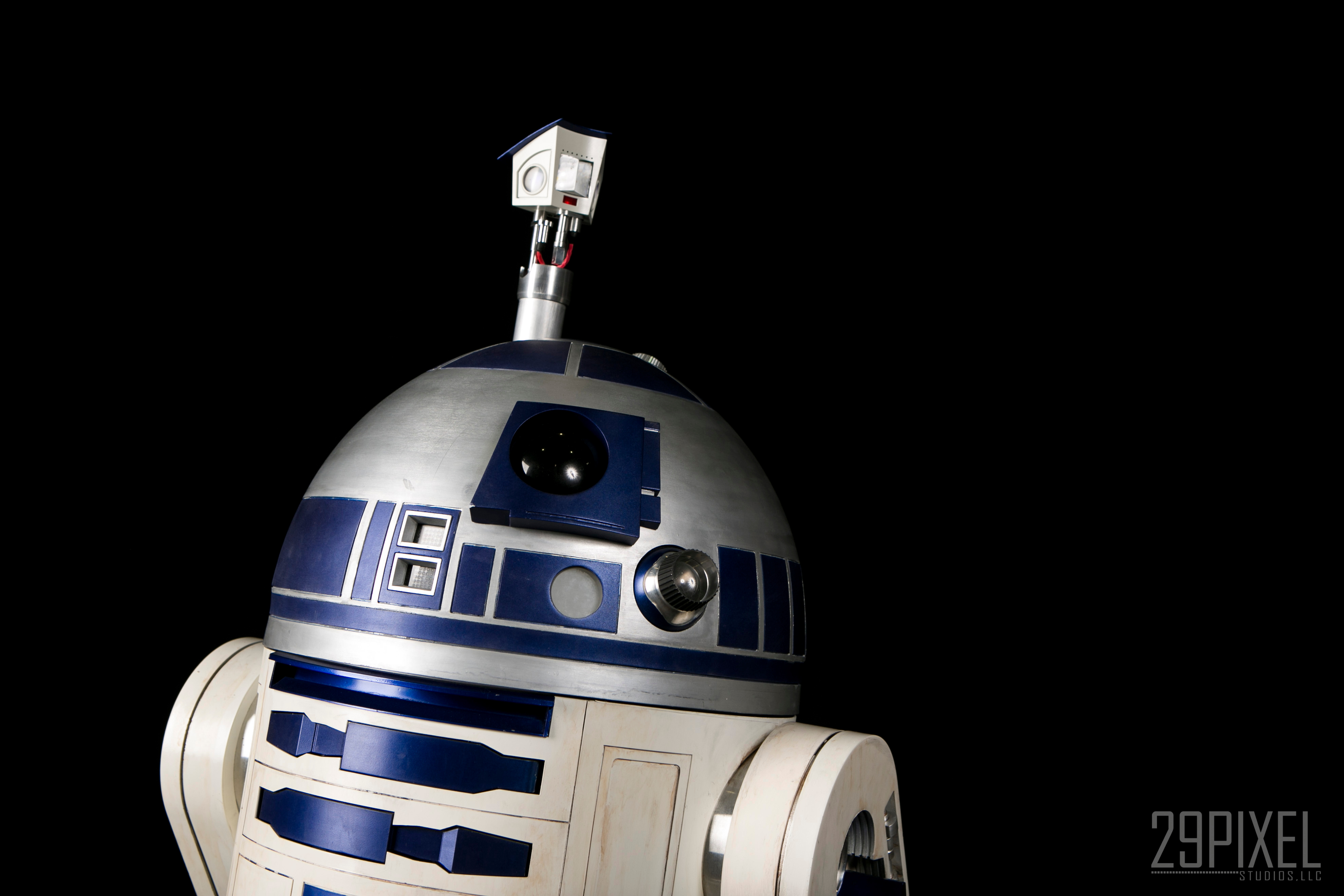 Mike's R2-D2 Dome