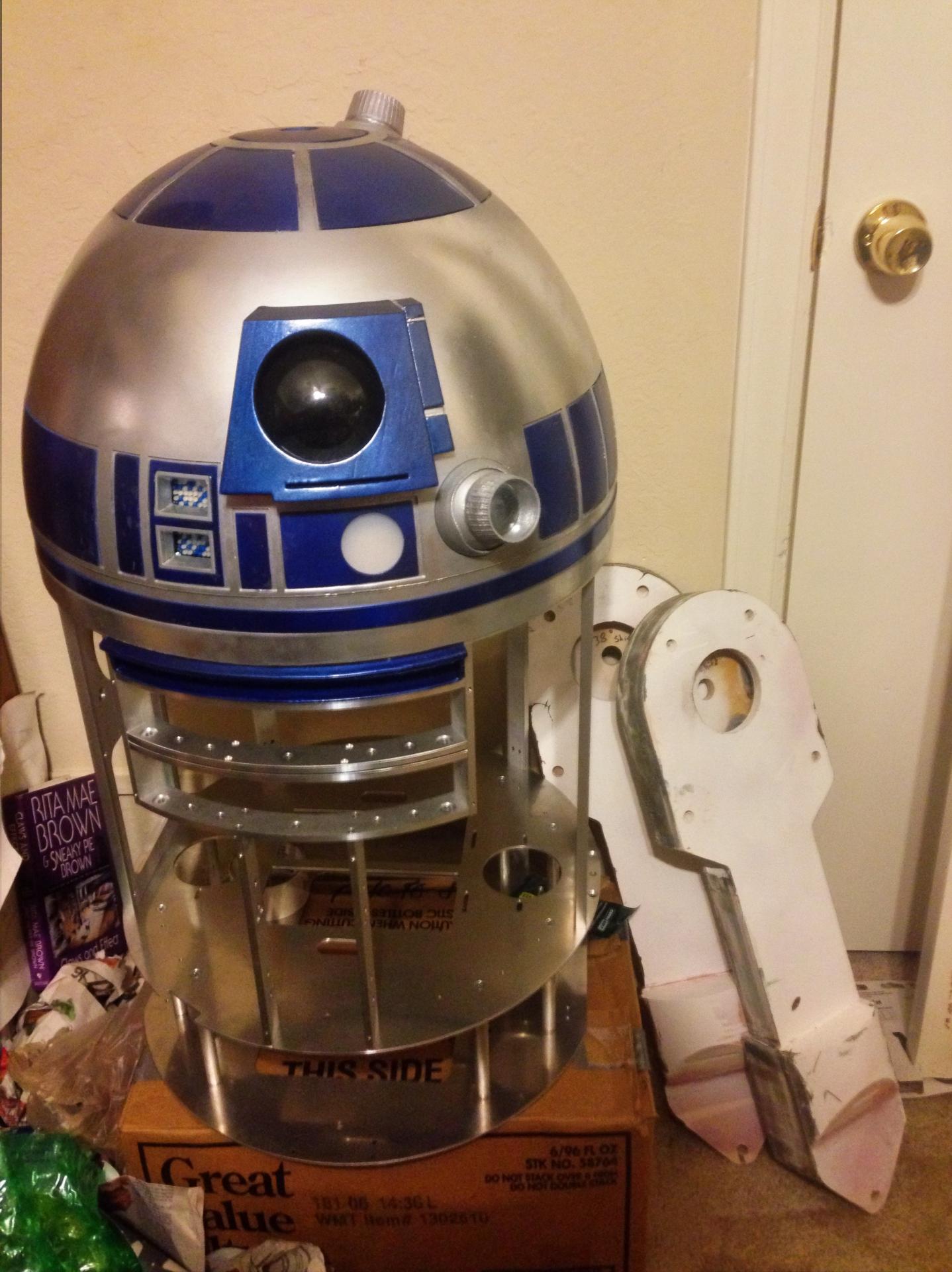 Kelly's R2-D2