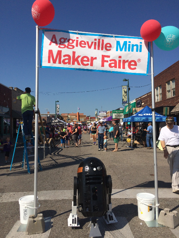 Aggieville Mini Maker Faire