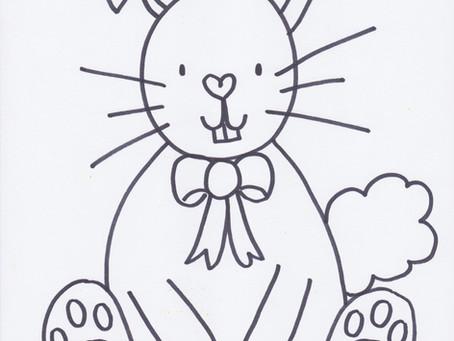 Draw a Bunny Rabbit!