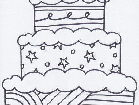 Draw a Perfect Cake!