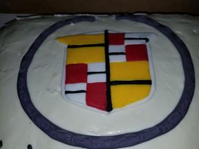 Cadillac Club Cake 1