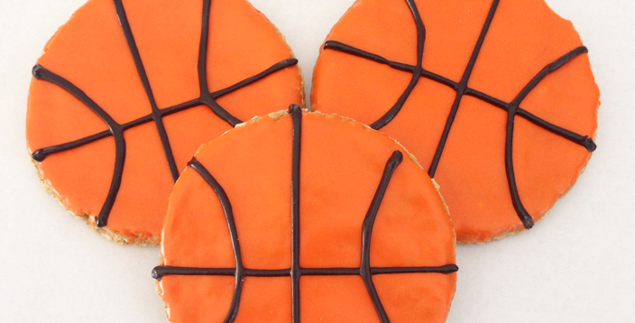 Basketball Dog Treats