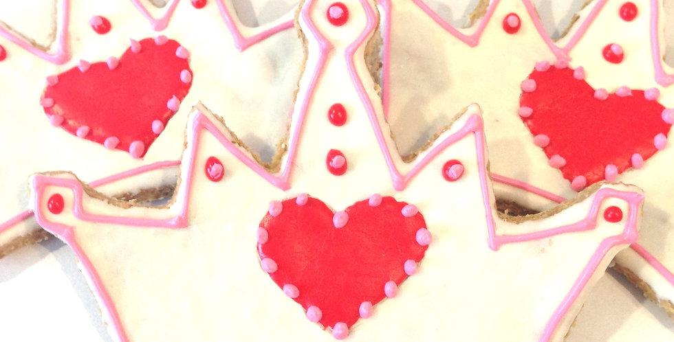 Heart Crowns - 4 per order