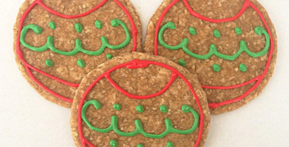 Christmas Ornaments - 6 per order