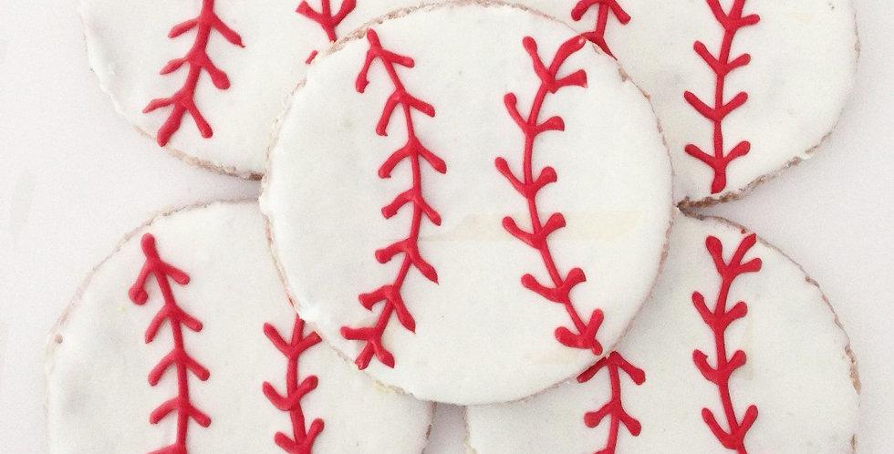 Baseball Dog Treats