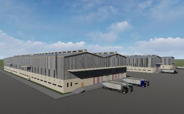 Warehouses in Sudan