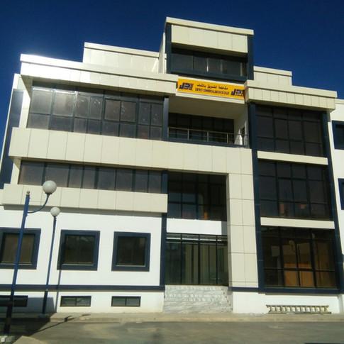 Naftal Chlef- Algeria