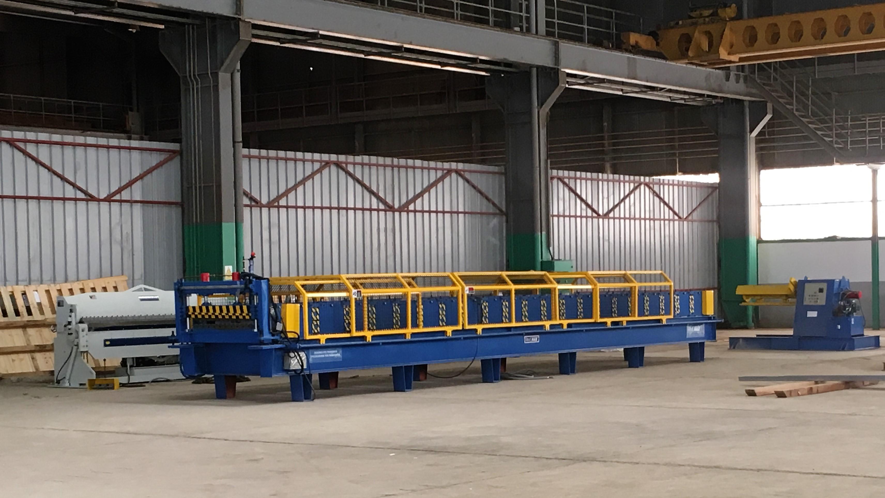 FrameMax Rollformer