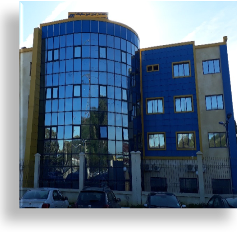 Offices Building in Algeria