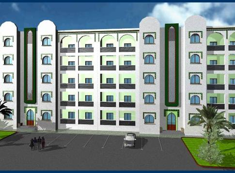 Multi-Family Housing in Algeria