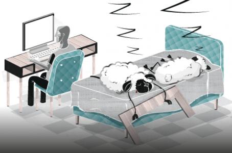Ahorra en todo… menos en horas de sueño