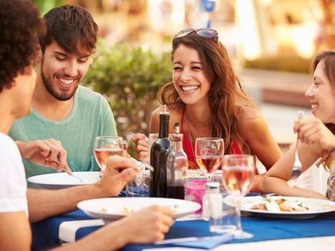 Tu Consumo en Restaurantes, fuente de ahorro para el retiro.