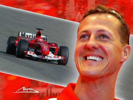 Schumacher, una historia real para reflexionar.