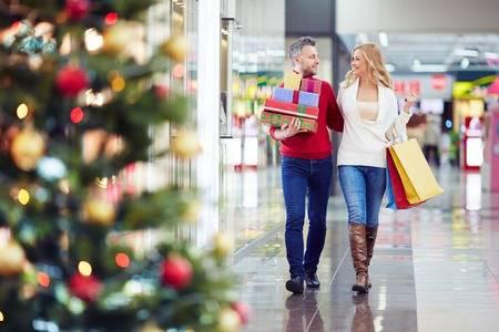Como sobrevivir la fiebre de compras de fin de año.