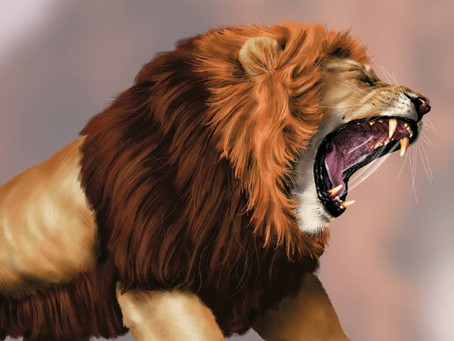 Por que o leão é o símbolo do imposto de renda?