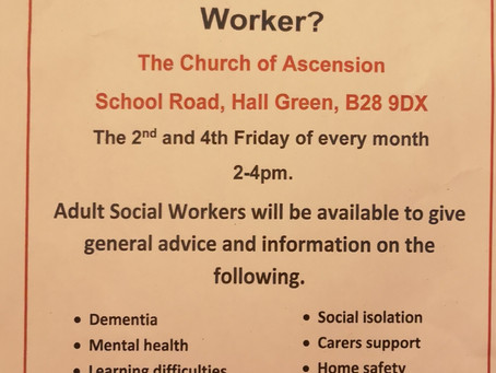 Want a chat with a social worker?