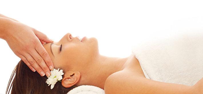 """Massage"" des chakras"