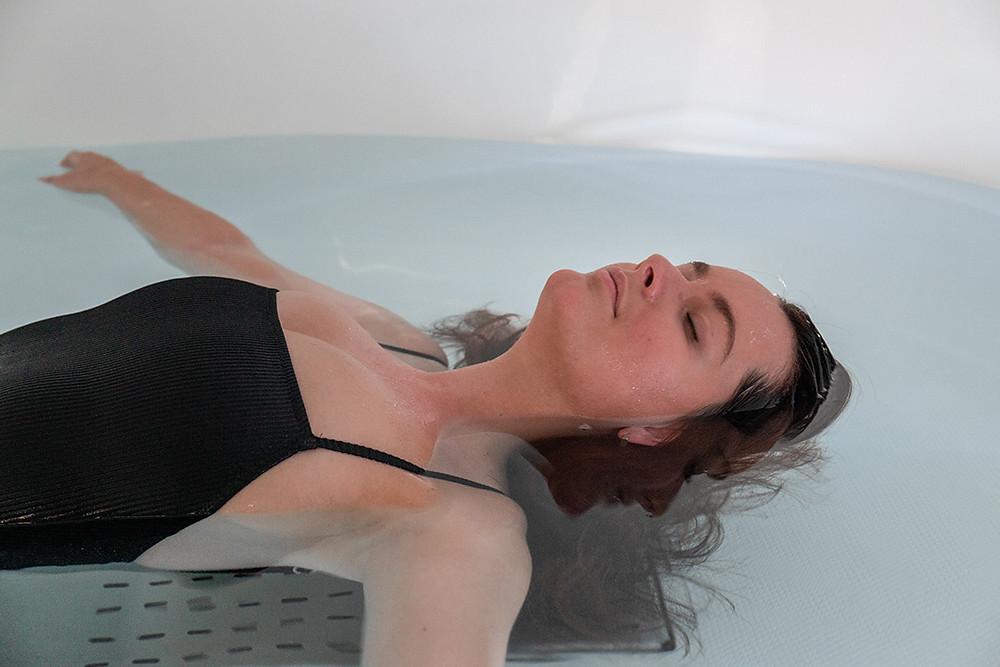 Escape Reality in the Orbit Float Tank