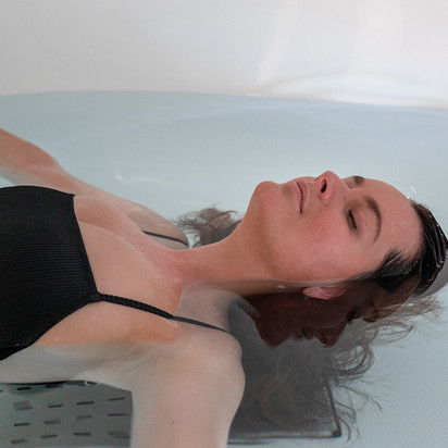 Reducing Anxiety with Floatation Therapy