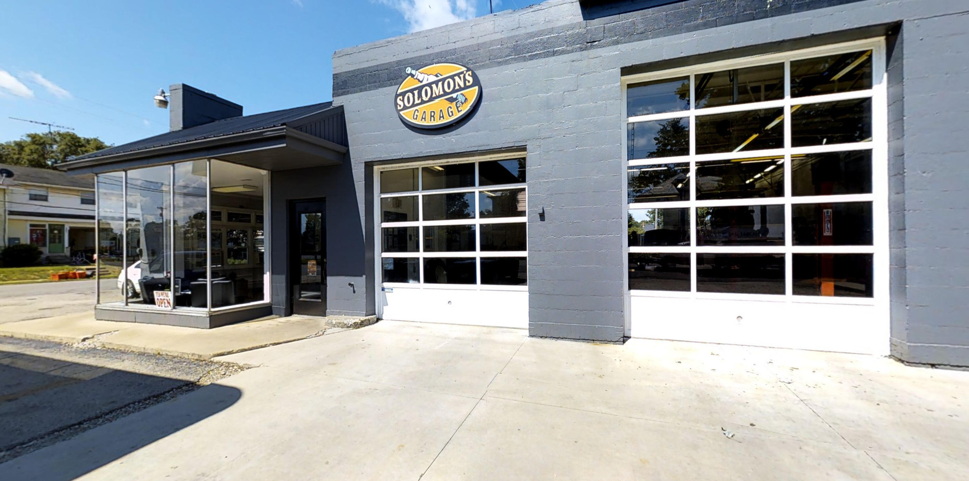 Solomon's Garage