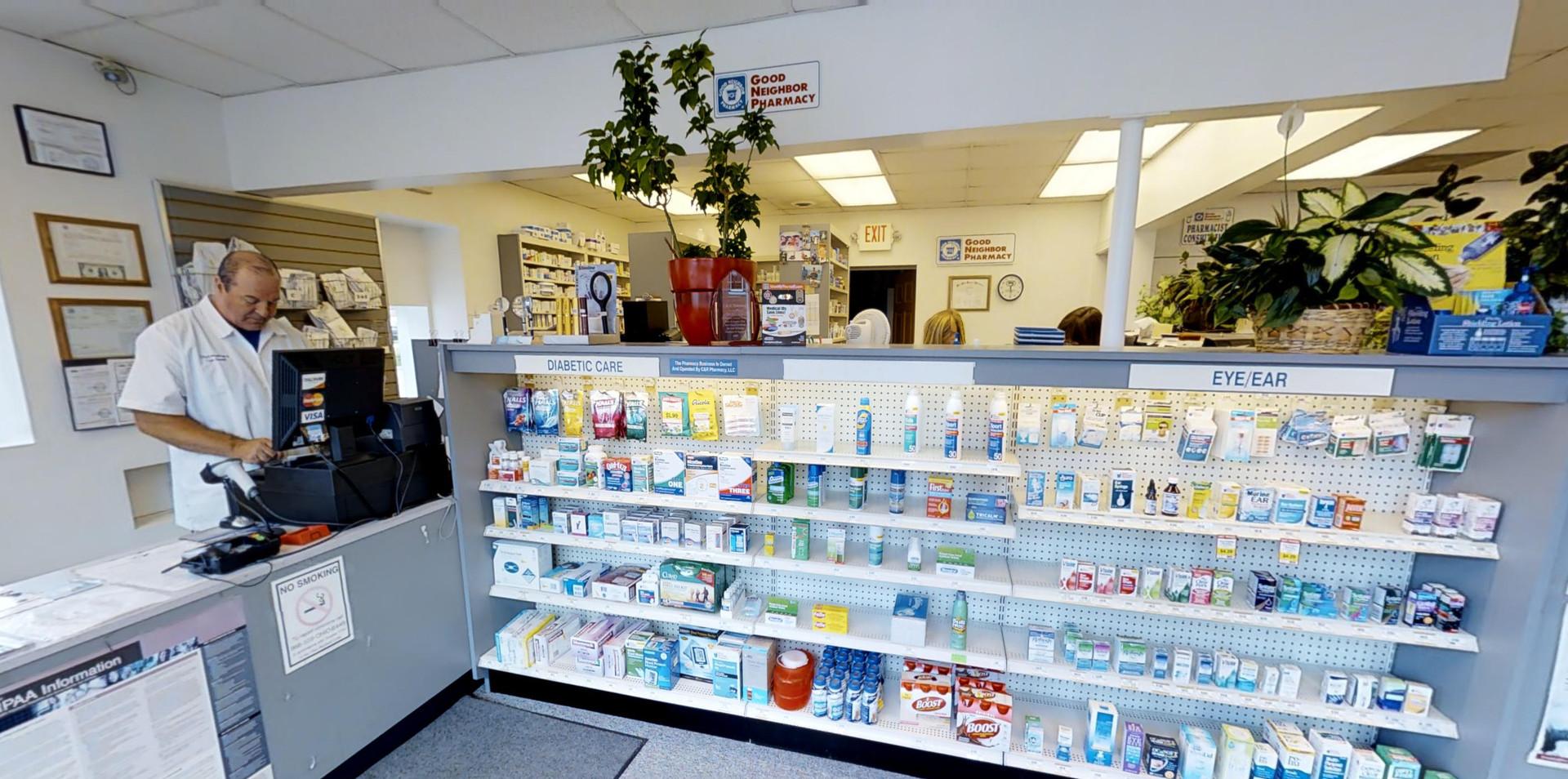 C&R Pharmacy