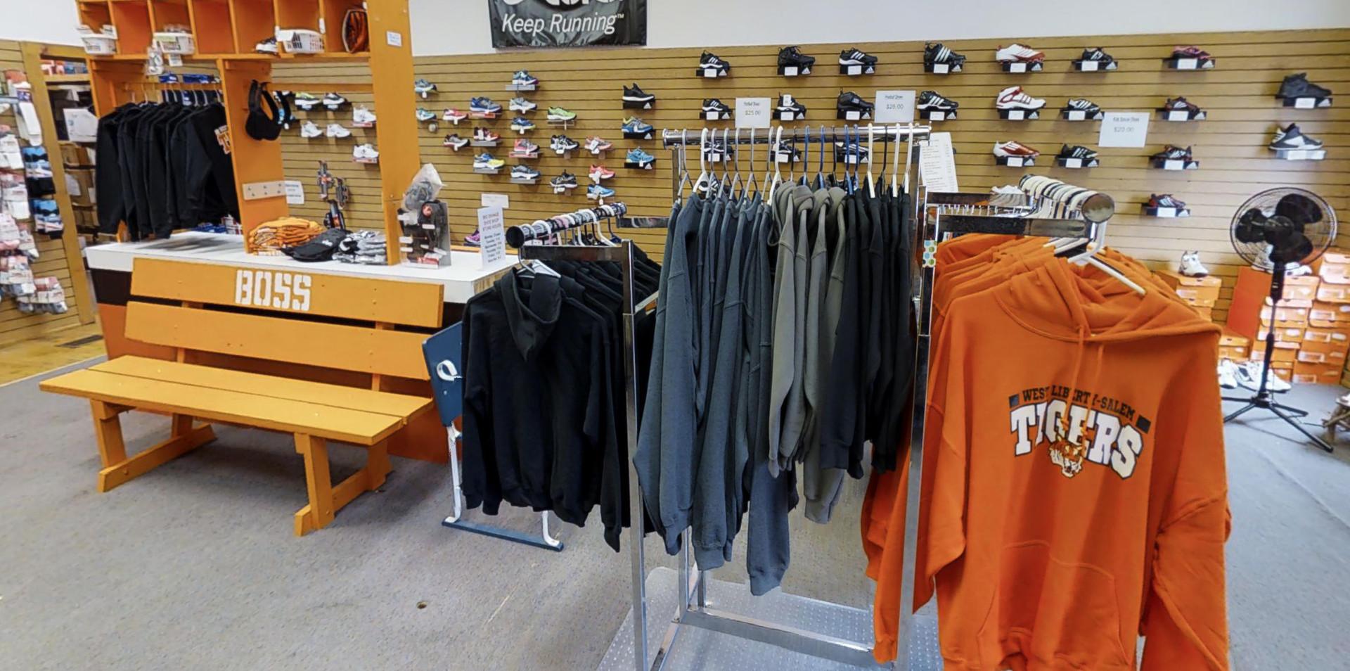Big Orange Shoe Shop
